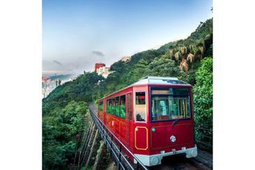 香港山頂纜車(來回)+ 凌霄閣摩天台套票(電子票券)