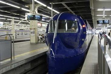 大阪南海電鐵特急Rapit - 關西機場直達難波