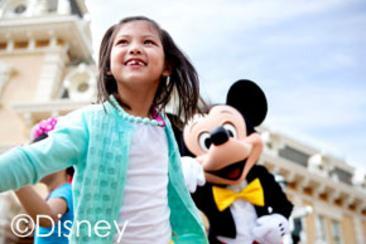 香港迪士尼樂園電子門票