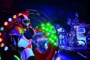 【新宿】機器人餐廳