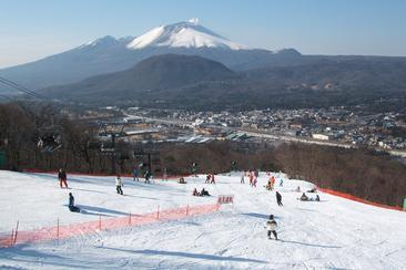 【東日本鐵道假期】JR東京廣域3日券+輕井澤滑雪一日遊