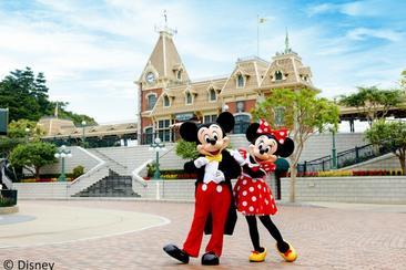 香港迪士尼樂園二合一餐券(KP17)(電子兌換券)