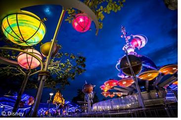 香港迪士尼樂園三合一餐券(TP18)(電子兌換券)