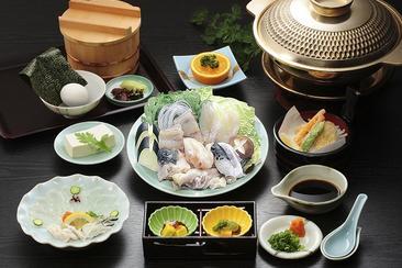 【大阪河豚名店「Zubora屋」道頓堀店】河豚全餐晚餐方案