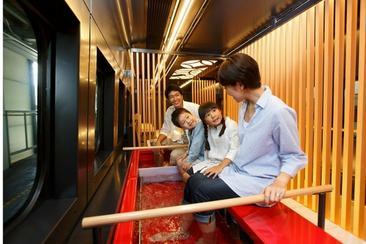 【東日本鐵道假期】TOREIYU翼號 足湯列車乘車體驗