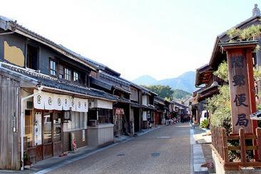 【巴士一日遊】嵐山 + 近江神宮 + 関宿