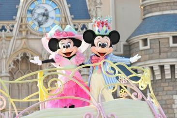【保證入園】東京迪士尼一日門票(免排隊換票 / 指定園區)(A4紙本票)