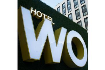 【高雄】WO HOTEL雙人基本房住宿券--電子票