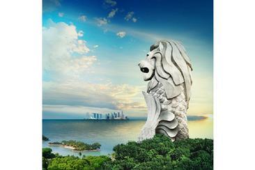 新加坡魚尾獅塔門票(電子票)