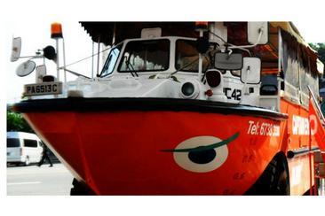 新加坡船長探索鴨子船門票(電子票)
