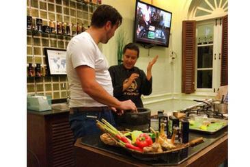 【曼谷】藍象餐廳Blue Elephant Restaurant烹飪課程--電子票