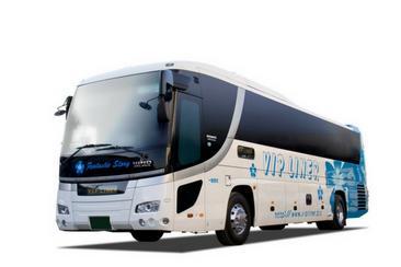 東京往返大阪 夜間巴士車票 (迪士尼直達環球影城)