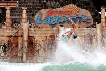 【吉隆坡】雙威水上樂園Sunway Lagoon--電子票