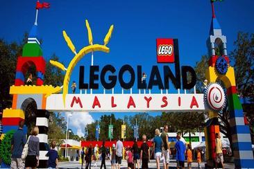 【馬來西亞】樂高樂園LEGOLAND--電子票