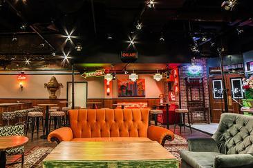 【新加坡】重現經典場景 Central Perk 六人行咖啡館