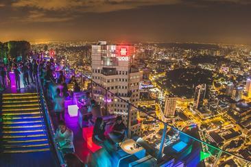 【新加坡】最強夜景 1-Altitude 摩天酒吧觀景台--電子票