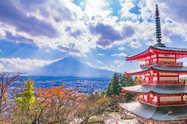 【買一送一】富士山河口湖絕景一日遊