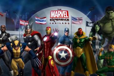 【曼谷】Marvel漫威主題樂園(電子票)