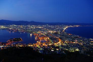 【東日本鐵道假期】北海道函館百萬夜景觀光巴士