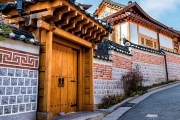 【韓國】跟著達人走-首爾一日遊(景福宮+三清洞+韓屋村+通仁市場)