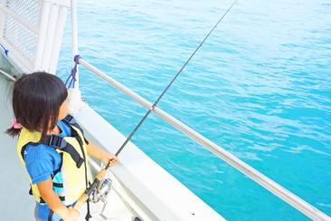 【沖繩】海上釣魚體驗~石垣島、小濱島出發