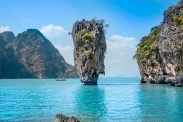 【普吉島】電影場景007島&割喉島-攀牙灣8島一日遊