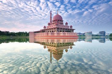 【馬來西亞】吉隆坡布城粉紅清真寺半日遊