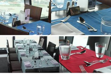 【澳門旅遊塔】360°旋轉餐廳 自助午餐 - 電子票