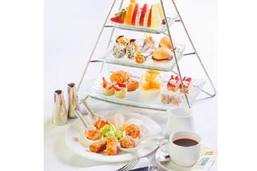 【澳門旅遊塔】360°旋轉餐廳 下午茶 - 電子票
