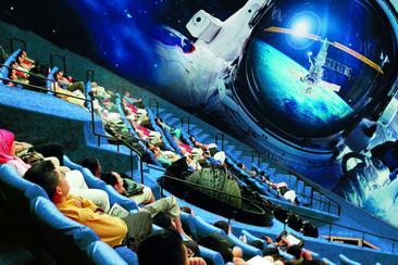 【新加坡】科學館+Omni Theatre IMAX+貼近蝴蝶展覽套票