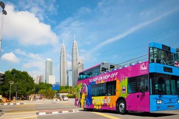 【馬來西亞】吉隆坡觀光巴士(24/48小時)--電子票