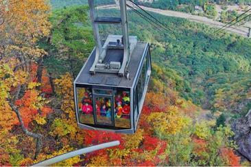【韓國秋季限定】雪嶽山 x 登山纜車一日遊