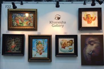 【華欣】Khanesha Gallery畫廊門票