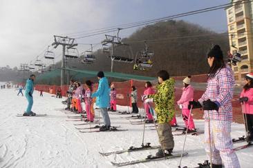 【韓國滑雪】橡樹谷滑雪場 OakValley(首爾出發)