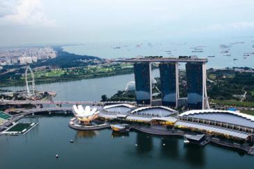 【新加坡最高 360 度視野】1-Altitude 觀景平台