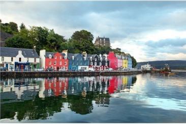 蘇格蘭自由行火車通行證 2020 BritRail Spirit of Scotland Pass
