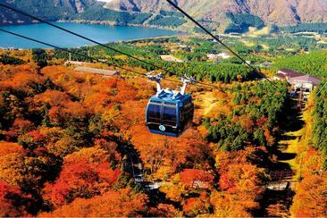 箱根、江之島、鎌倉三日周遊券(兌換券)