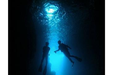 【沖繩】青洞窟潛水體驗