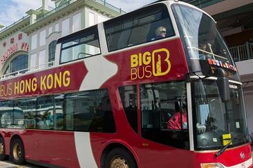 【香港】觀光大巴士車票(電子票)