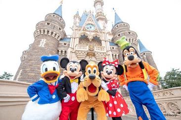 【保證入園】東京迪士尼一日門票(免排隊換票 / 指定園區)(電子票)