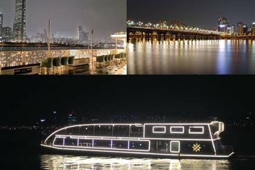 【首爾】Eland Cruise 漢江遊覽船(電子票)