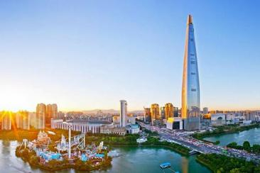 【韓國】首爾樂天世界塔Seoul Sky展望台