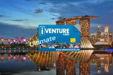 【暢遊新加坡】iVenture 新加坡自選景點 / 無限景點通行證