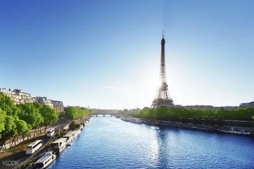 【巴黎】艾菲爾鐵塔免排隊門票(電子票)