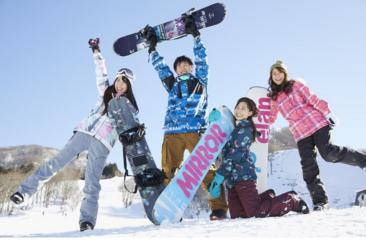 【關西】奧伊吹滑雪場一日遊(含纜車票)