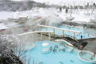 【韓國】Termeden 溫泉樂園、宇宙星光花園一天團