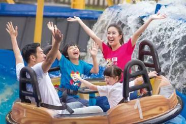 小人國主題樂園+巴士往返接駁(台北出發)水陸雙票