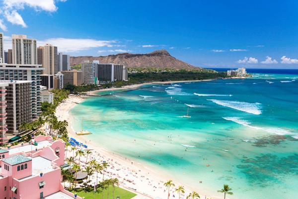 【賺很大】陽光夏威夷~小環島、古蘭尼牧場、噹噹車6日《2人成行》