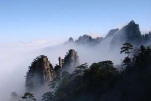 【雙世界遺產之旅】奇景黃山、畫裡宏村、太平湖5日(山上一晚、洲際皇冠+下午茶)