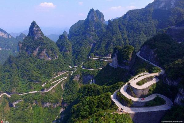 印象中國~長沙張家界、大峽谷玻璃橋、魅力湘西秀六日